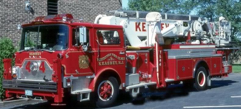 Keasbey Ladder